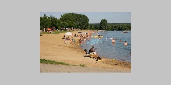 Freizeitzentrum Hardtsee Badesee