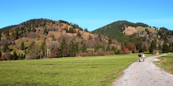 Fernwanderweg Meditationsweg Ammergauer Alpen