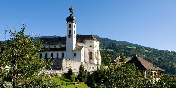 Pfarr- und Wallfahrtskirche Mariä Geburt