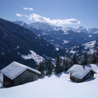 Winterwandern am Kristberg