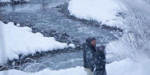 Winterwandern im Montafon - St. Anton im Montafon