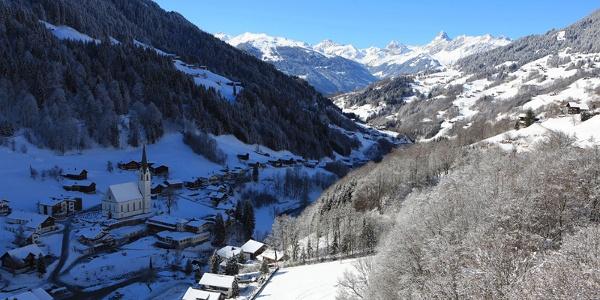 Winterwandern im Silbertal