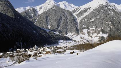 Winterwandern in St. Gallenkirch