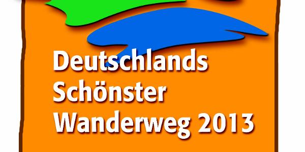 Donauberglandweg 2. Platz DSW