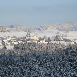 Breitnau und Rossberg