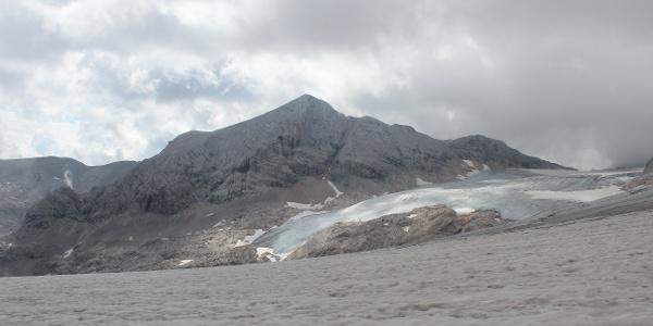 Gjaidstein mit Hallstätter Gletscher