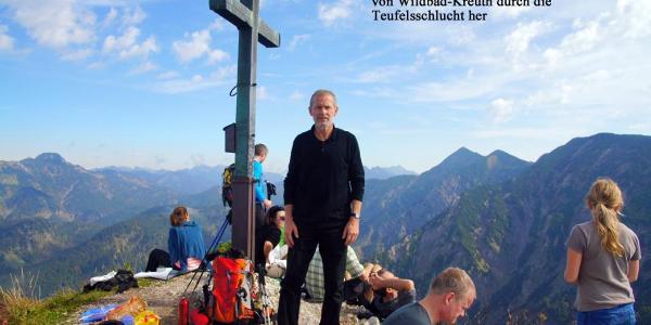 Gipfel Schildenstein
