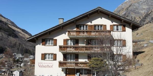 Hotel Valserhof; Foto: Adrian Vieli