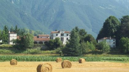 Villa bei Romano d'Ezzelino.
