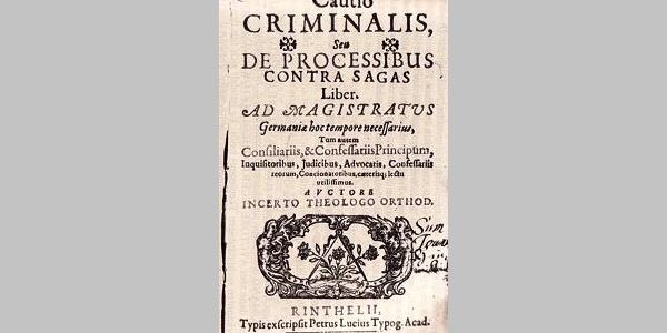 Cautio Criminalis