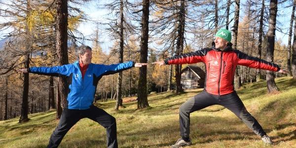 Yoga Energieplatz Eulenwiesen