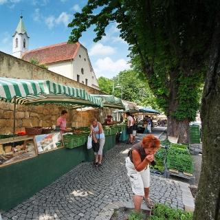 Bauernmarkt Hartberg (c) Bernhard Bergmann
