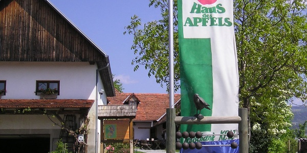 Haus des Apfels