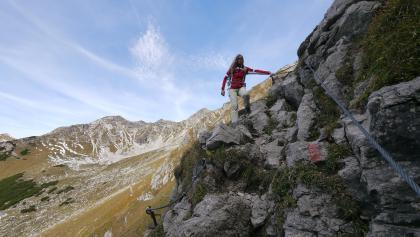 Nebelhorn Gipfelrunde