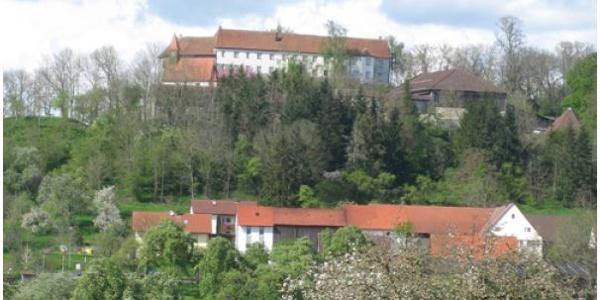 Tannenburg in Bühlertann