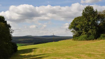 Landschaft bei Untershausen