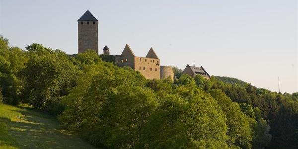 Burg Lichtenberg.
