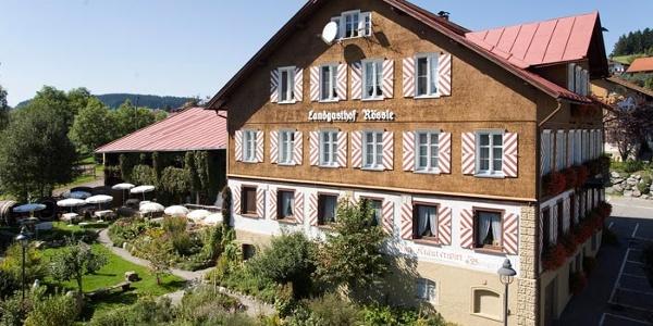 "Landgasthof Rössle ""Beim Kräuterwirt"""