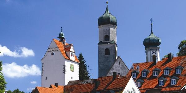 Isny_Mittelalterliche Stadtanlage
