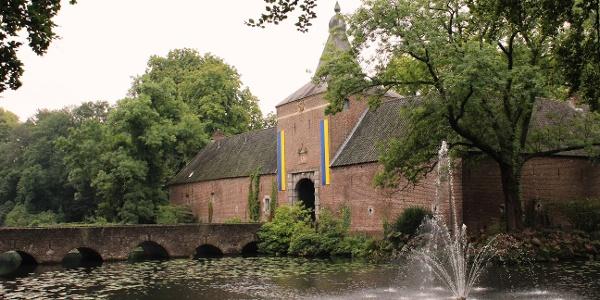 Das Schloss Arcen