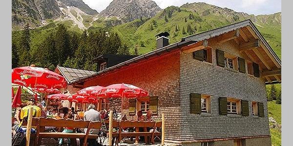 Hintere Gemstelhütte Sommer