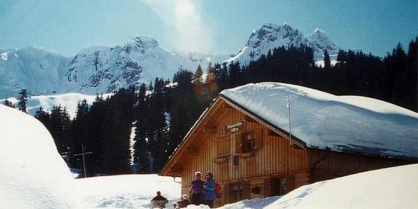 Bärgunthütte Winter II