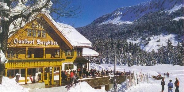 Gasthof Bergblick Winter