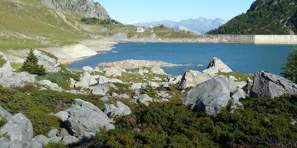 Lac de Salanfe