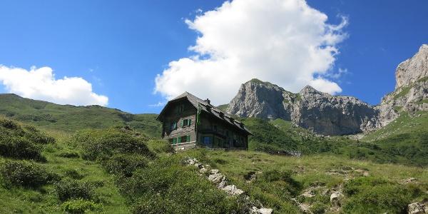 Das Hochweißsteinhaus