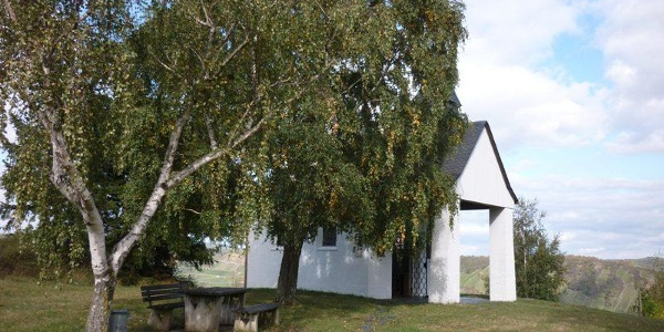 A place to switch off and unwind: Leiwen Peace Chapel