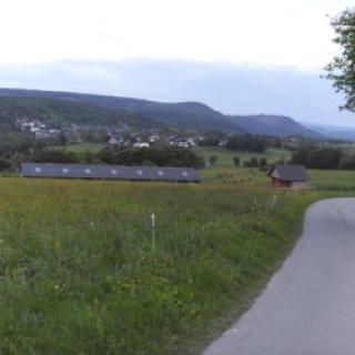 Landschaft um Küstelberg