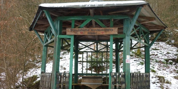Schutzhütte Hindenburglay