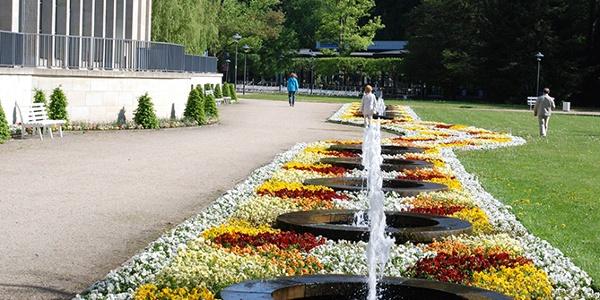Historischer Kurpark Bad Elster
