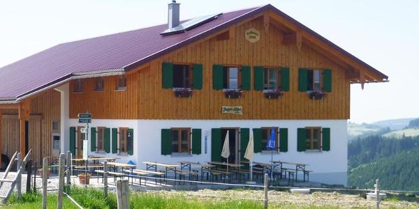 Juget Alpe