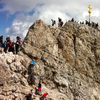 Zugspitze Ostgipfel