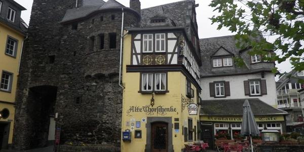 Altes Thorhaus in Cochem
