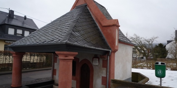 The Large Sanctuary in Koblenz-Güls