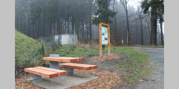 Wanderparkplatz Buttenberg
