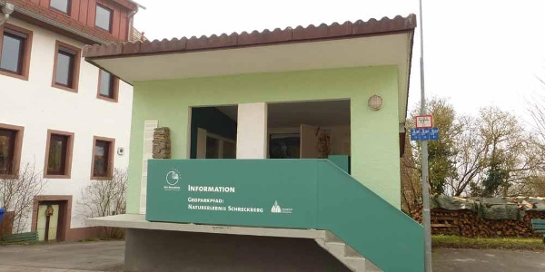 Infozentrum Schreckberg