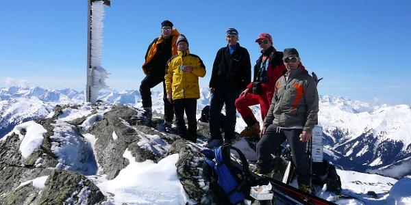Karlspitze 2097 m