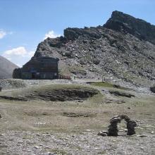 Stüdelhütte und Fanatkogel