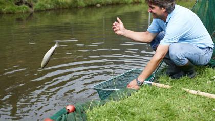 Kärnten Fisch - Fischzucht Feld am See