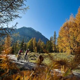 Uina-Bernina Bike-Tour. Etappe 2, Sta. Maria - Livigno