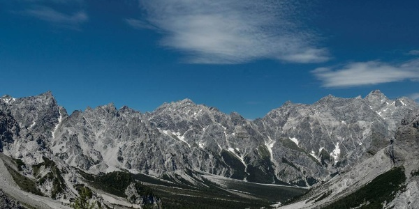 Berge um das hintere Wimbachtal