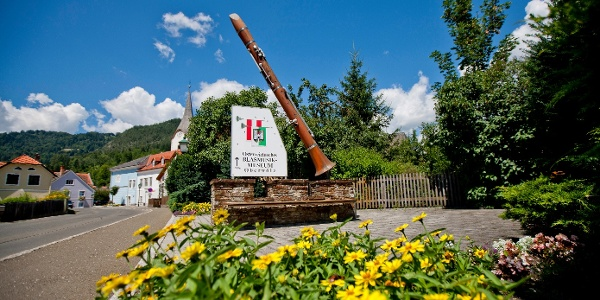 "Holzweltobjekt ""Blasmusikmuseum, Oberwölz"""