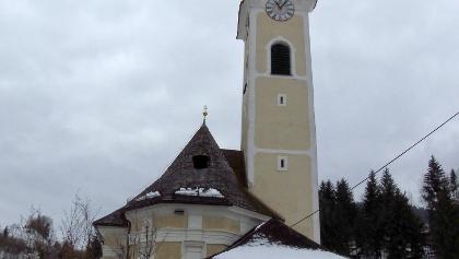 Dellach, Pfarrkirche hl. Margareta