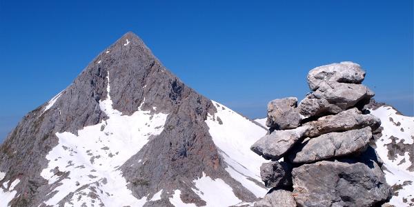 Gr. Schneiber 2330 m mit Hundstod