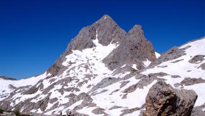 Gr. Hundstod vom Schneiber 2330 m gesehen.