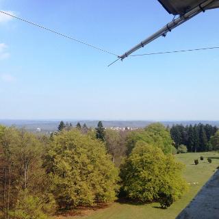 Volkmarsberg, Blick vom Ausichtsturm